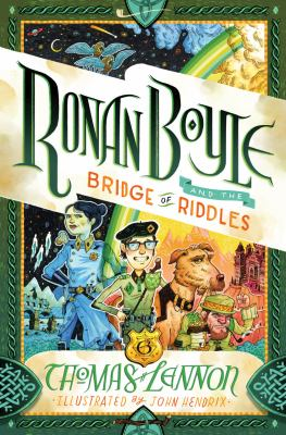 Ronan Boyle and the Bridge of Riddles