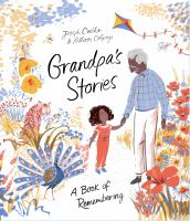 Cover of Grandpa's stories