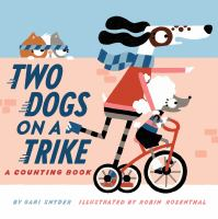 Two Dogs on A Trike