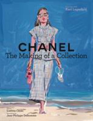 Chanel: The Making of a Collection(book-cover)