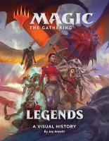 Magic, the Gathering : legends : a visual history