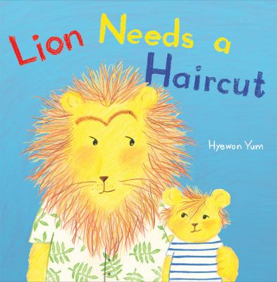 Lion Needs a Haircut(book-cover)