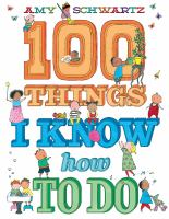 100 Things I Know How to Do