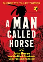 Cover of A Man Called Horse: John H
