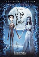 Tim Burton's Corpse bride [videorecording]