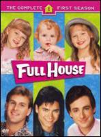 Full house. The complete first season [videorecording]