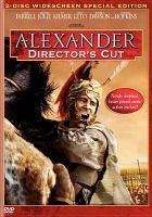 Alexander(DVD,2 Disc Director's Cut,Colin Farrell)