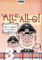 'Allo 'allo, the Complete Series Three