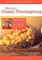 Martha's Classic Thanksgiving