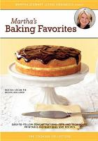 Martha's Baking Favorites