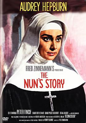 Cover image for The Nun's Story