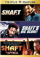 Shaft/Shaft's Big Score/Shaft in Africa (DVD)