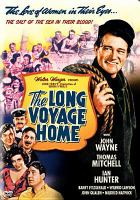Eugene O'Neill The Long Voyage Home