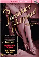 Forbidden Hollywood Collection. Vol. One