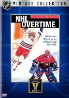 NHL Overtime