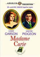 Madame Curie [videorecording (DVD)]