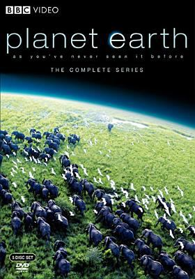 Cover image for Planet Earth as You've Never Seen It Before