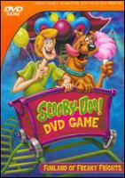Scooby-Doo! DVD Game. Funland of Freaky Frights