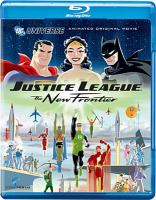 Justice League, The New Frontier