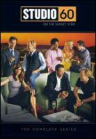 Studio 60 on the Sunset Strip. The complete series