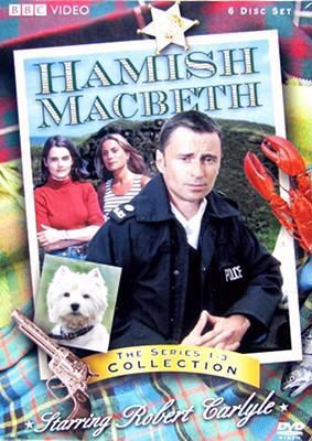 Cover image for Hamish Macbeth