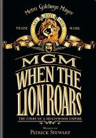MGM, When the Lion Roars