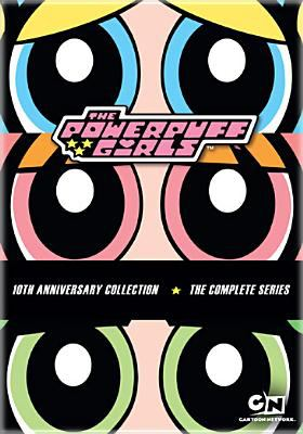 Cover image for The Powerpuff Girls