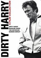 Dirty Harry 4-film Collection