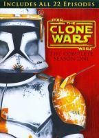 Star wars, the clone wars. Season 1. Discs 1 & 2