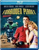 Forbidden planet [videorecording (Blu-ray)]