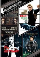 4 Film Favorites - Steve McQueen
