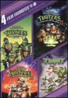 Teenage Mutant Ninja Turtles. 4-Film collection