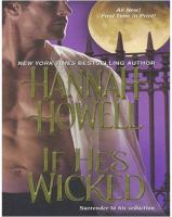 If He's Wicked