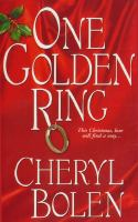 One Golden Ring