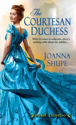 Cover image for The Courtesan Duchess