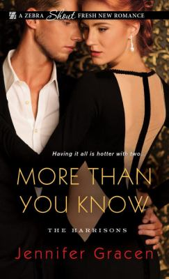 Cover image for More Than You Know