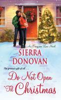 Do Not Open 'Til Christmas.