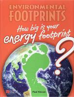 How Big Is your Energy Footprint?
