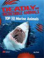 Top Ten Marine Animals