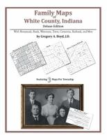 Family Maps of White County, Indiana