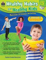 Healthy Habits for Healthy Kids