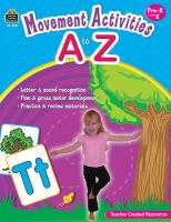 Movement Activites A to Z