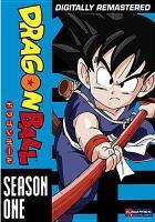 DRAGON BALL SEASON 1 (DVD)