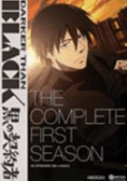 Darker Than Black, the Complete First Season
