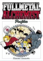 FULLMETAL ALCHEMIST: PROFILES