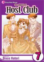Ouran High School Host Club, Vol. 07