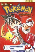 The Best of Pokémon Adventures