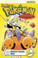 The Best of Pokemon Adventures