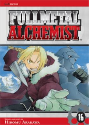 Cover image for Fullmetal Alchemist, Vol. 16
