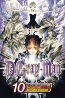 D. Gray-man